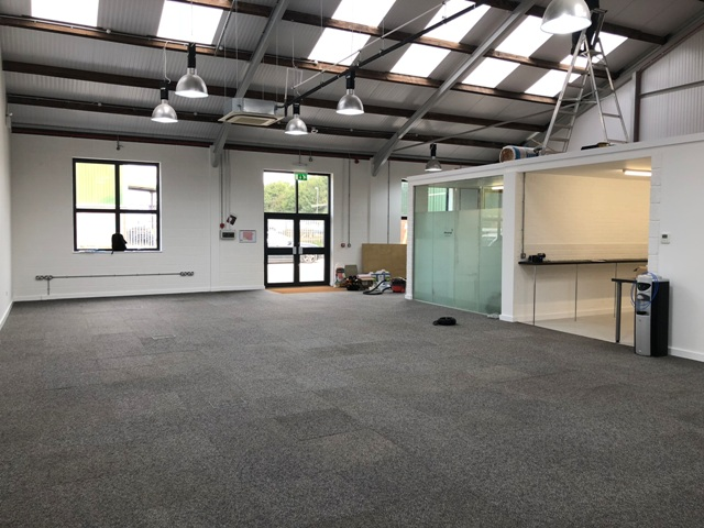 Grainstore office to rent L3-L5