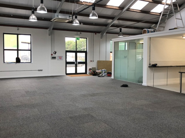 Office to rent in blandford 1