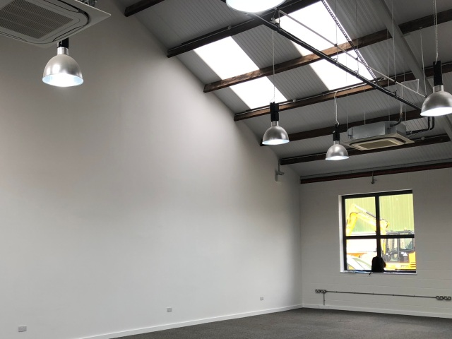 Office to rent in blandford 2