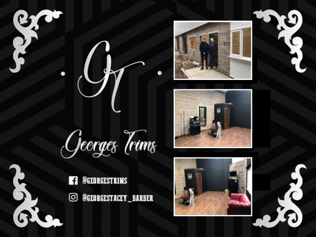 Georges Trims Grainstore Blandford