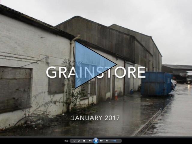 Blandford Grainstore Video