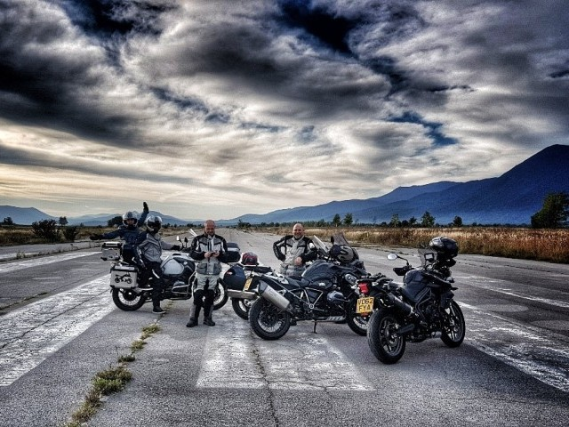 Guided Motorbike Tours Blandford