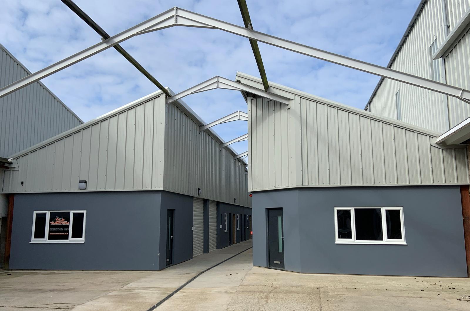 Blandford Grainstore Storage